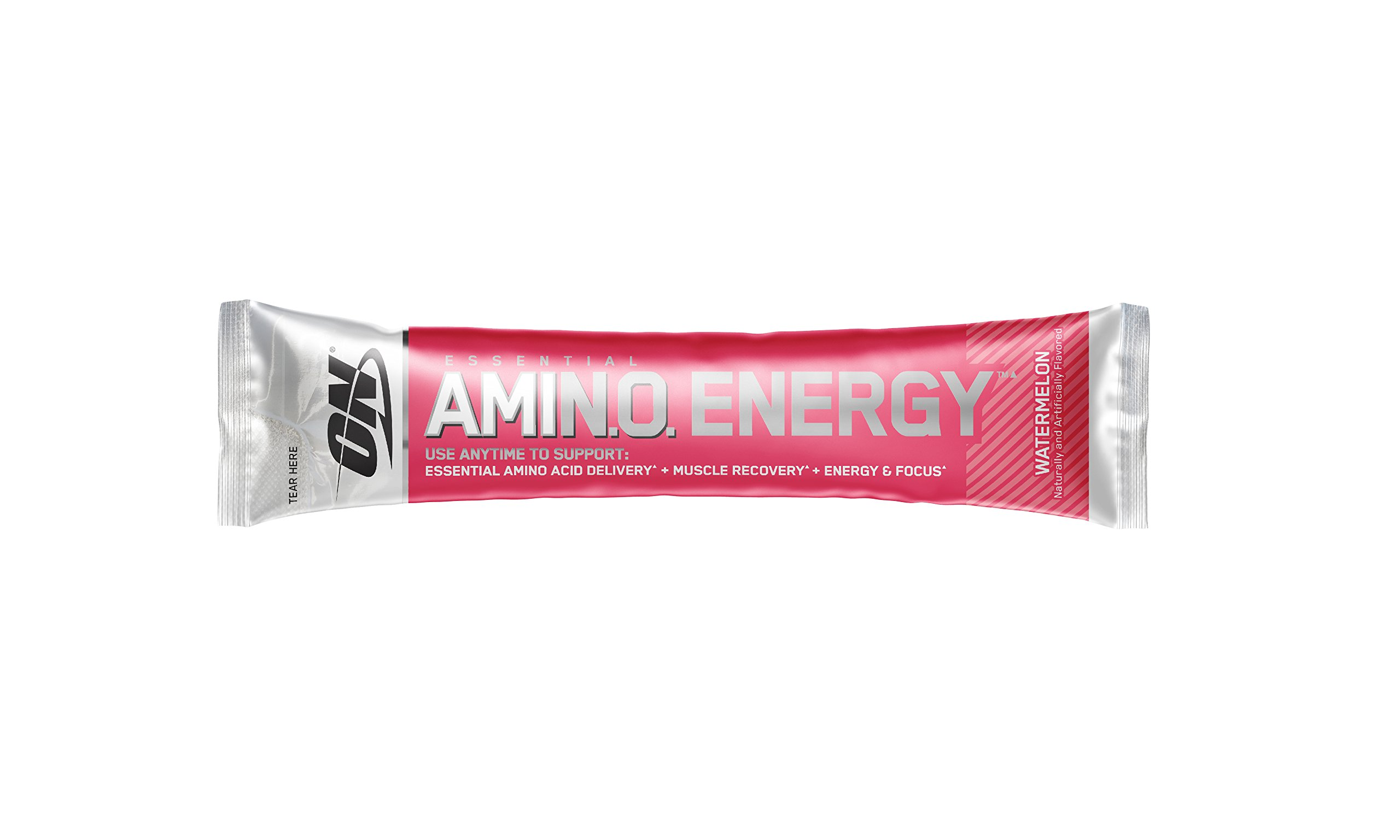 OPTIMUM NUTRITION ESSENTIAL AMINO ENERGY, Green Apple, Preworkout and Essential Amino Acids with Green Tea and Green Coffee Extract, 65 Servings