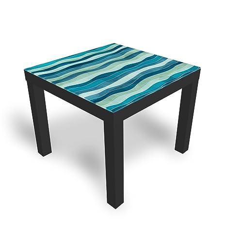 Tavolini Da Salotto In Vetro Ikea.Dekoglas Ikea Lack Tavolino Da Salotto Con Piano In Vetro