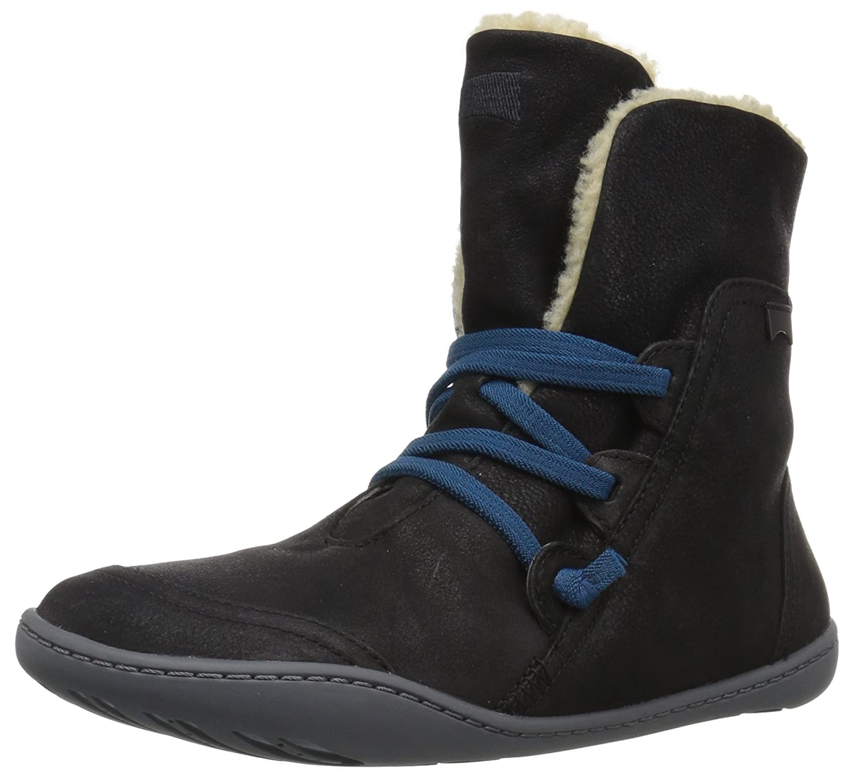 Camper Women's Peu Cami 46477 Mid Calf Boot B01NC3KITN 42 M EU (12 US) Black