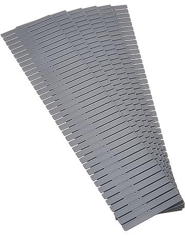 Compactor Separadores Cajon, Polipropileno, Gris, Talla Unica