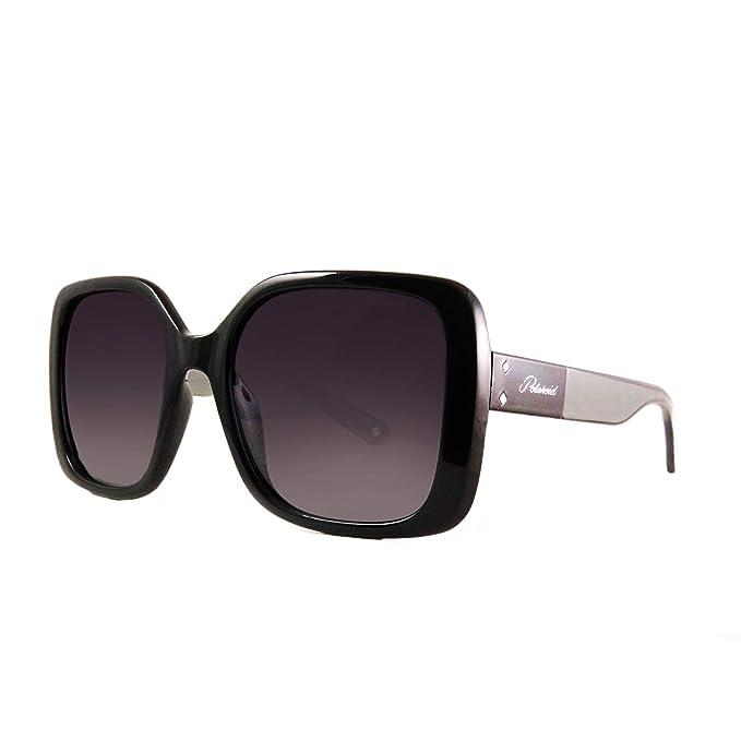 Polaroid PLD 4072/S Gafas de Sol, Multicolor (Black), 55 ...