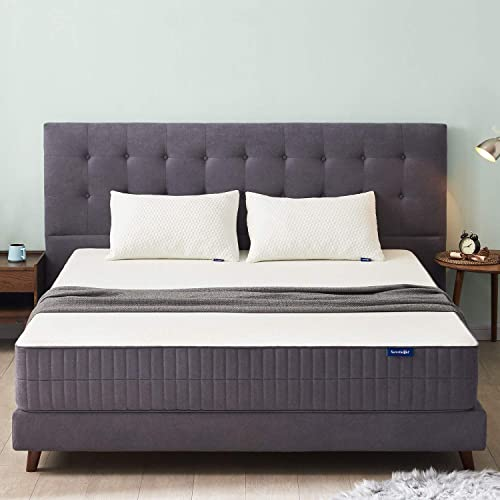 Sweetnight King Mattress,10 Inch King Size Mattre
