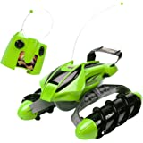 Hot Wheels R/C Terrain Twister Vehicle (Green) with Battery Pack System