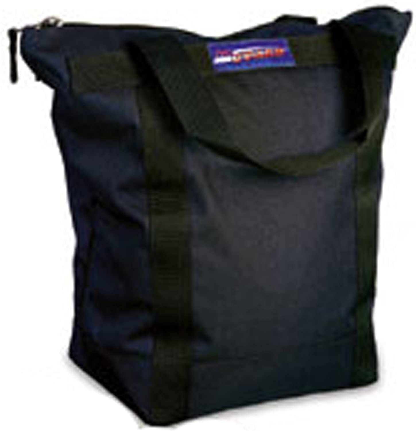 Proguard Hockey Puck Bag | Can Hold 65 Pucks or Balls | Additional Compartment for Personal Items | Black : Sports & Outdoors