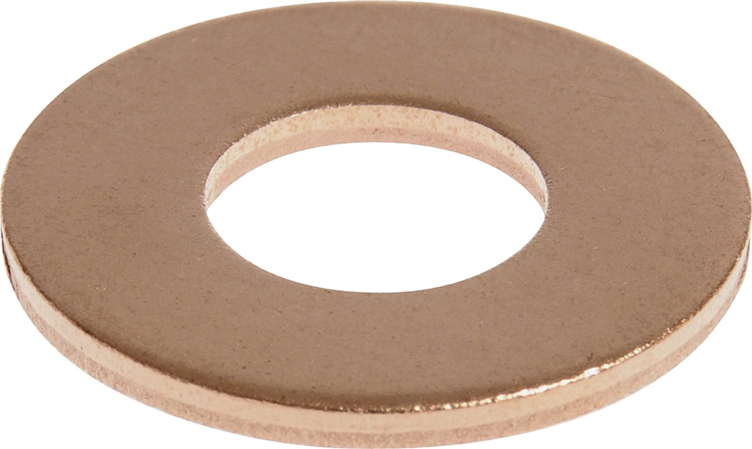 The Hillman Group 44138 #4 Copper Flat Washer 100-Pack