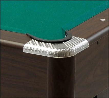 Virginia 7 - mesa de billar 200 x 100 cm: Amazon.es: Deportes y aire libre