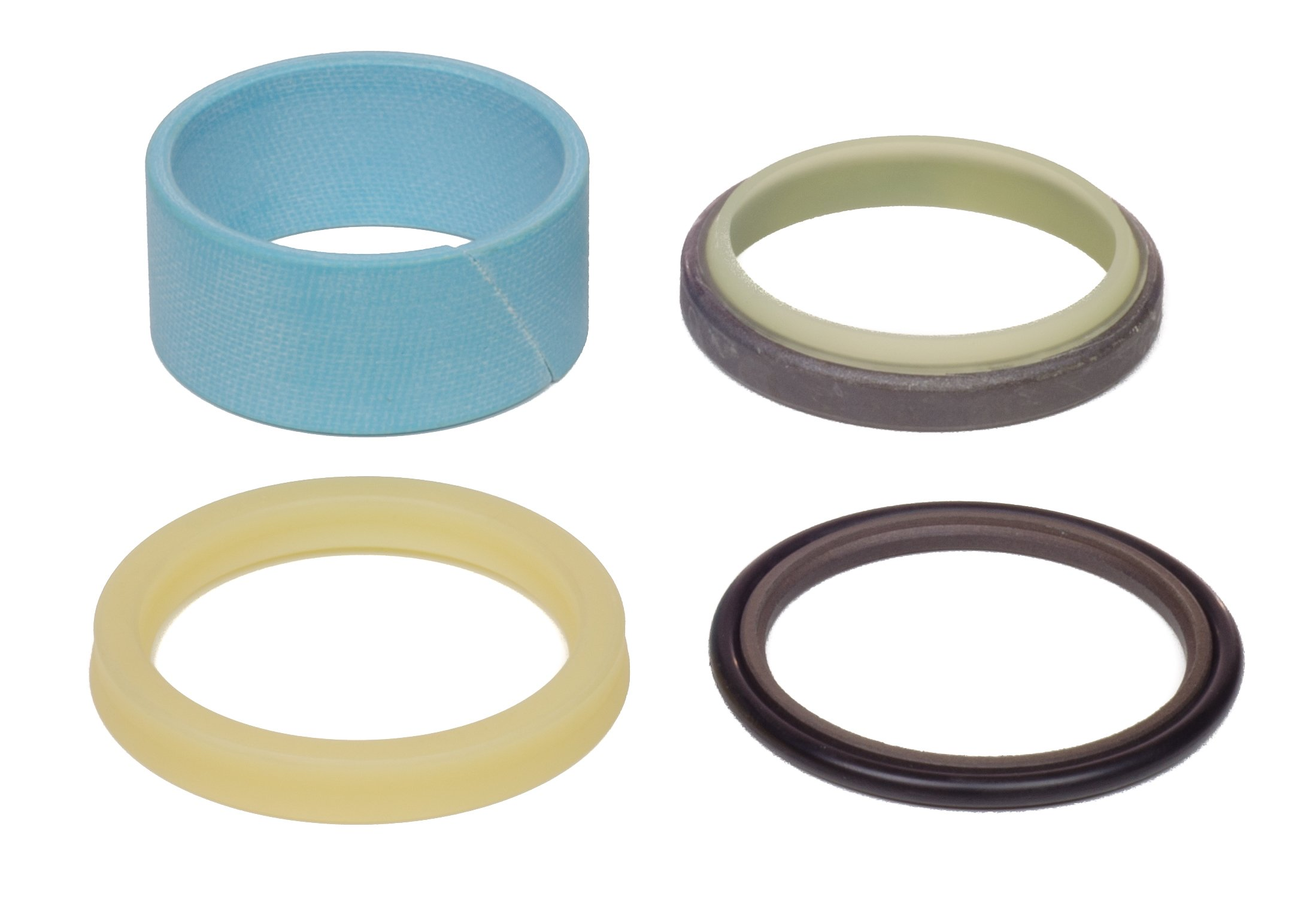 Kit King - John Deere RE20434 Aftermarket Hydraulic Cylinder Seal Kit