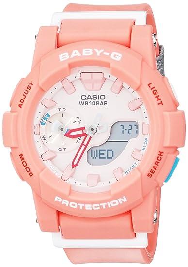 Casio Baby-G Reloj para Mujeres bga-185 - 4 AER: Amazon.es ...