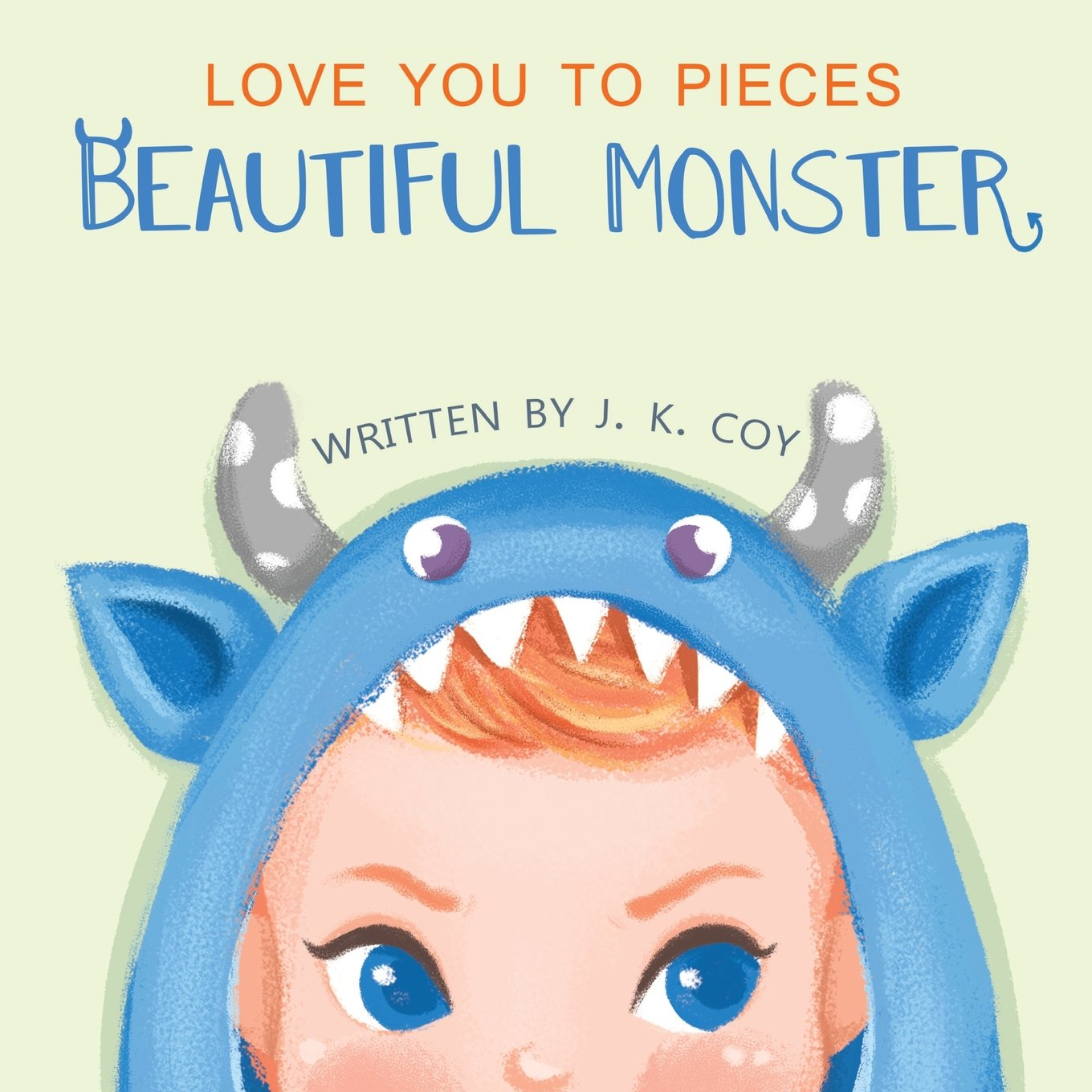 Love You Pieces Beautiful Monster product image