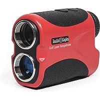 Kozyvacu Double Eagles DEPRO-600 Golf Rangefinder - Laser Range Finder with Pinsensor - Laser Binoculars - Free Battery - Water Proof
