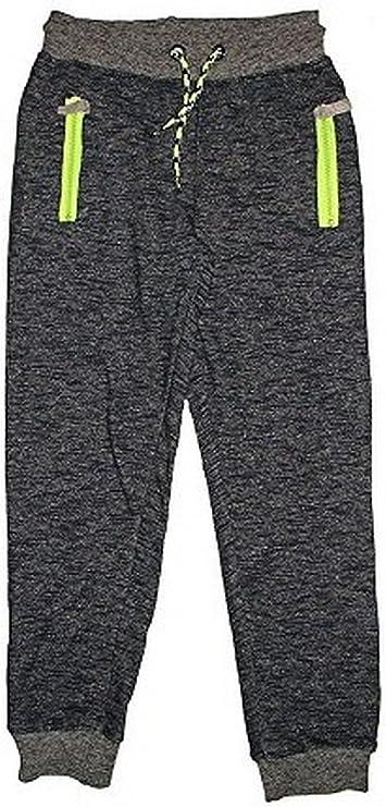 Pantalones de chándal con puños de algodón para niños de New Boy Bottoms Goggles de deportes deportivos (4-5 años): Amazon.es: Ropa y accesorios
