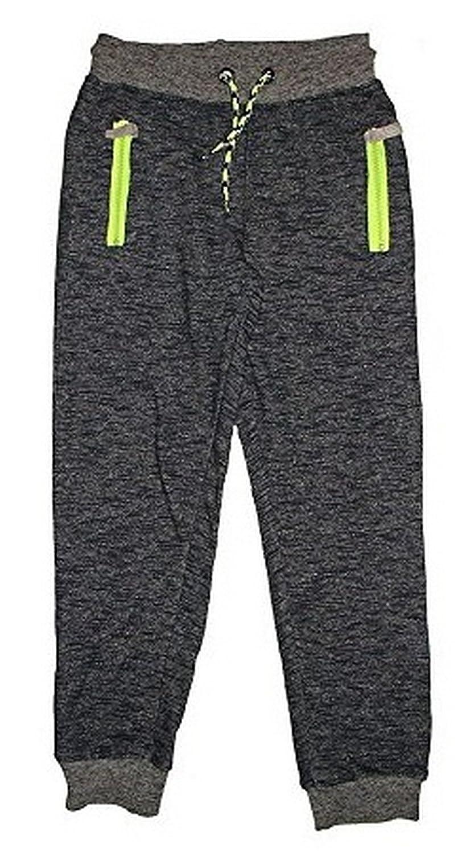 Pantalones de chándal con puños de algodón para niños de New Boy ...