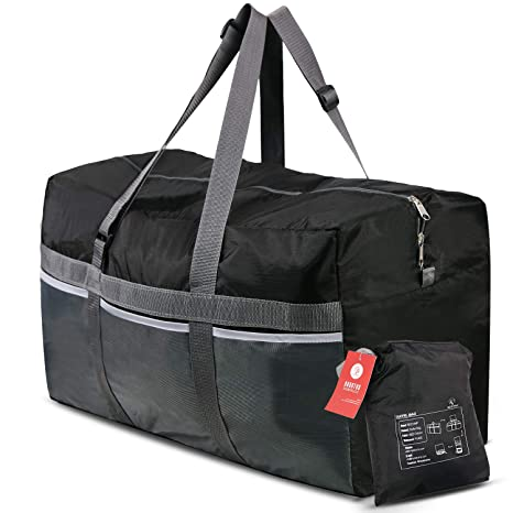 3c3b9275a Amazon.com | REDCAMP 75L Foldable Duffel Bag Large Size Lightweight &  Multifunction, 25