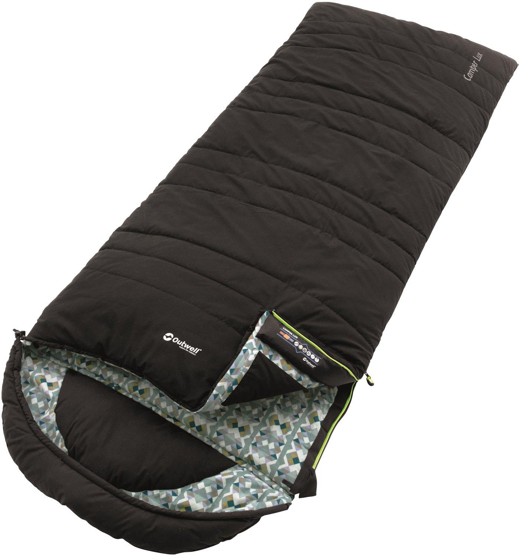 Outwell Schlafsack Camper Lux 0 Grad - Deckenschlafsack