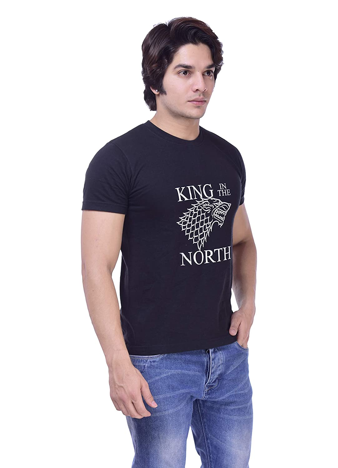 King In The North Man Woman T-Shirt