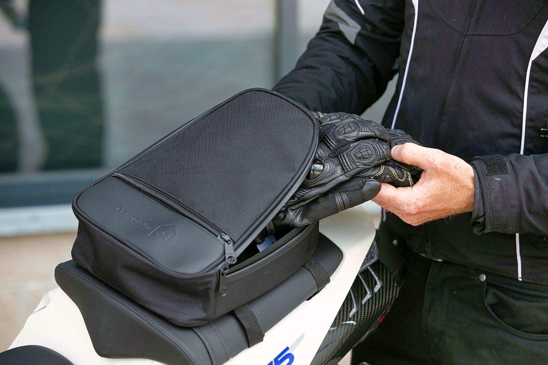 Autokicker Essential Black Edition Mini-Tankrucksack//Sitztasche f/ür Motorr/äder