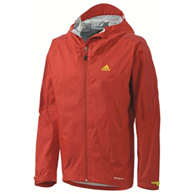 e90c8fb585338 Adidas Z08211-M Men s Ts Light 2.5L Cps Jacket Vivid Red M  Amazon ...