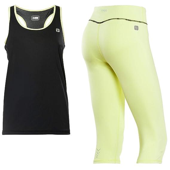 FREDDY Legging de Sport Femme  Amazon.fr  Vêtements et accessoires 0149c69da2d
