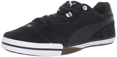5c0eafd4ba90 Puma Unisex Esito Vulcanized Sala Soccer Sneaker