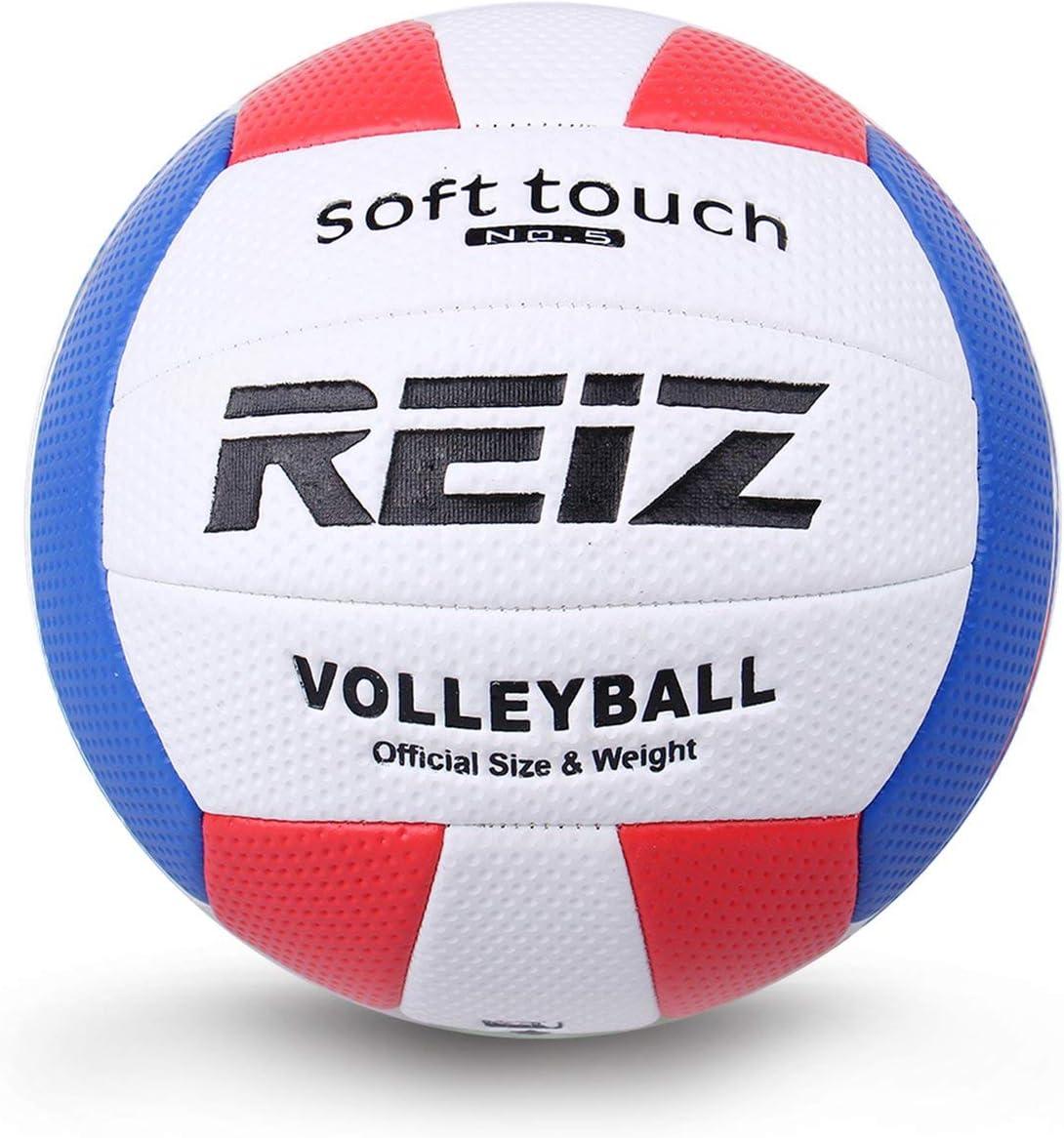 Ballylelly Soft Touch PU Leather 5# Balón de Voleibol Competencia ...