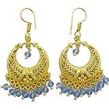 Traditionnelle Indienne Ethnique Bijoux Cadeau Dangle Earring Parti Bollywood Pour Les Femmes