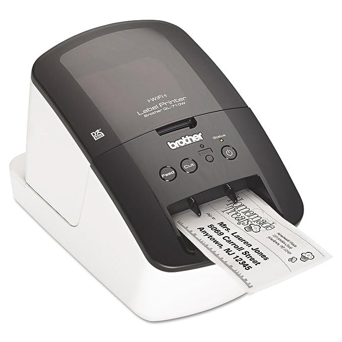 Amazon.com: brtql710 W – Brother QL-710 W – Impresora ...