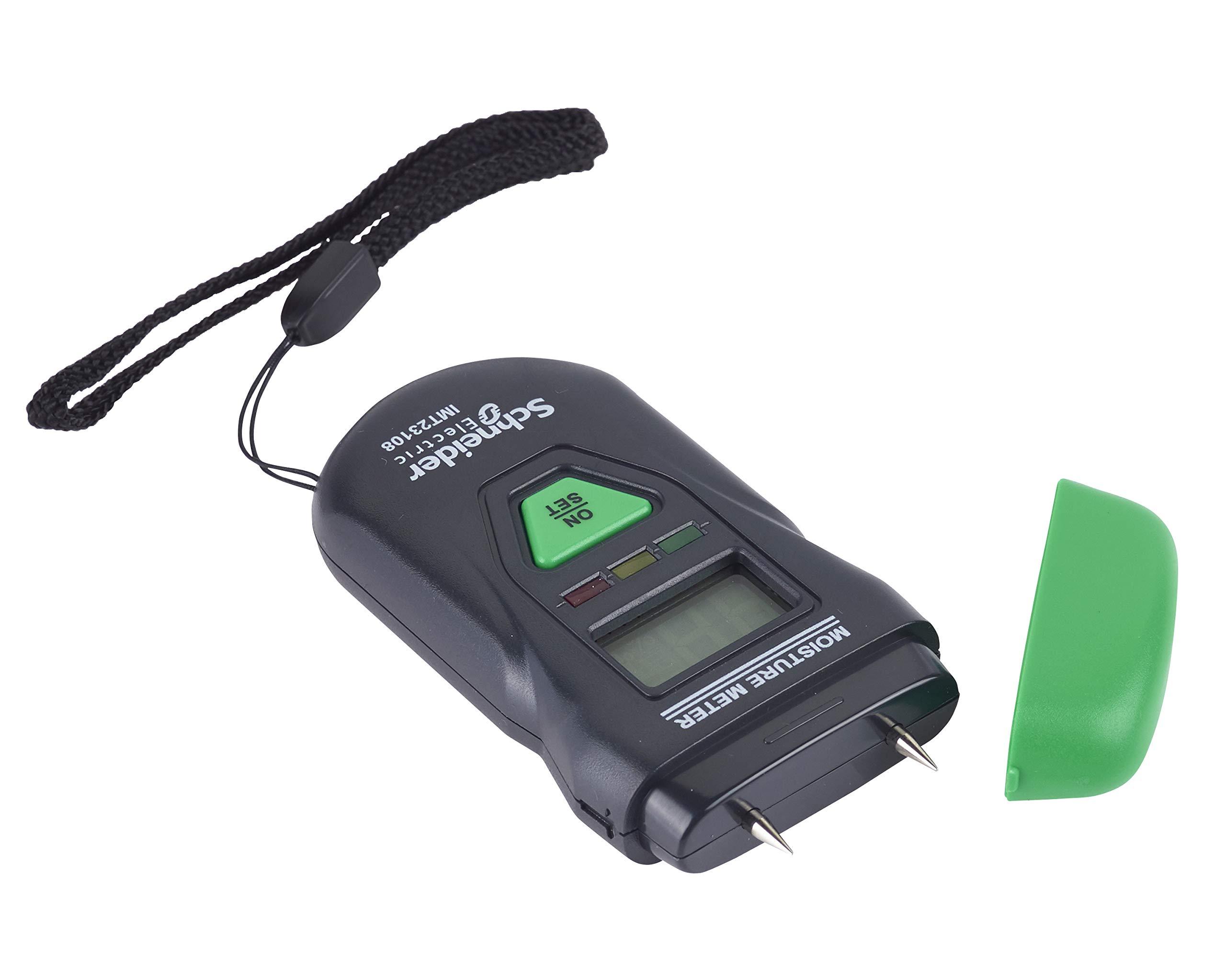 Schneider Electric Rapitest IMT23008 Moisture Test Meter