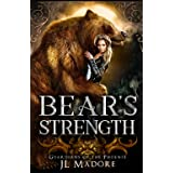 Bear's Strength: A Reverse Harem Shifter Romance (Guardians of the Fae Realms)