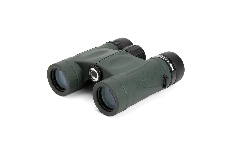 【国内正規品】CELESTRON 双眼鏡 Nature DX 10X25 コンサート スポーツ バードウォッチング CE71329 B06VW3HC27