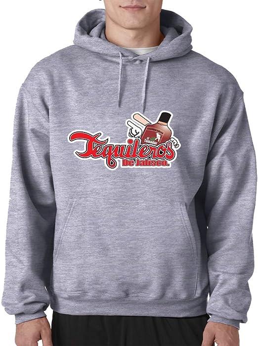 Los Aguacateros de Michoacan  Baseball for Men/'s Hoodie Color Gray