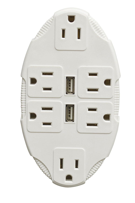 Usb Outlet Multiplier - - Amazon.com