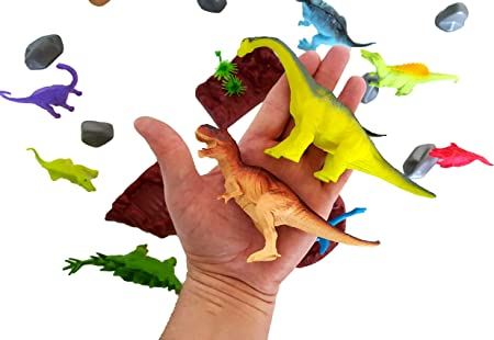 Dinosaur Educational Animal Figurines Playscene Large Dinosaur Animal Toy Figurines