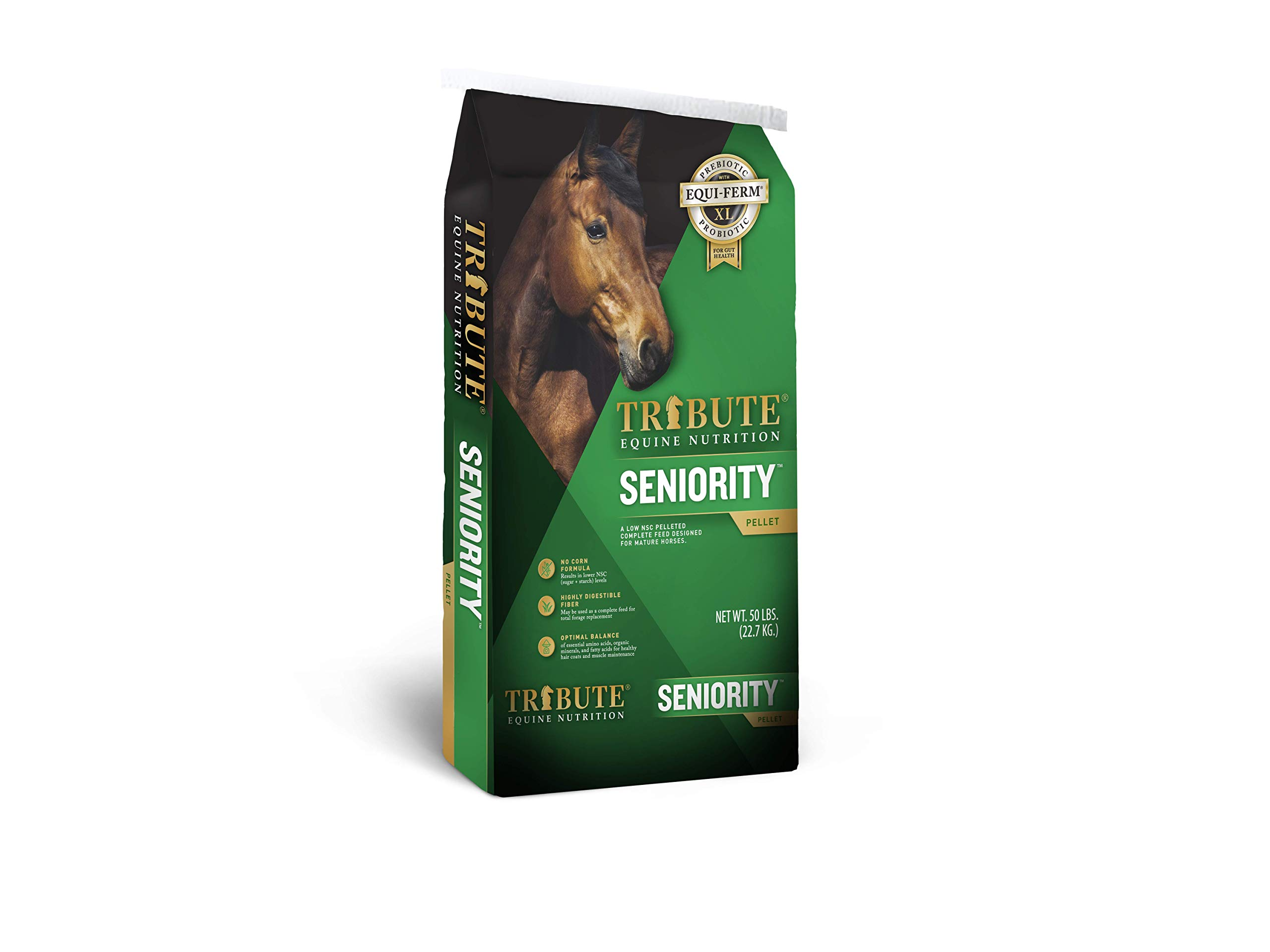 Kalmbach Feeds Seniority Pellet by K Kalmbach Feeds Since 1963