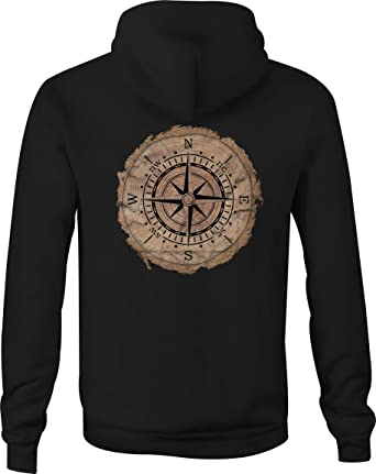 Distressed Barn Wood Zip Up Hoodie Dont Mess with Texas