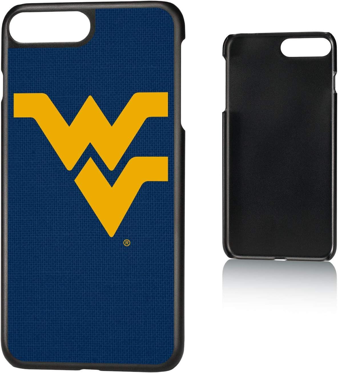 iPhone 6 Plus Keyscaper NCAA West Virginia Mountaineers Apple iPhone Bump Case Black