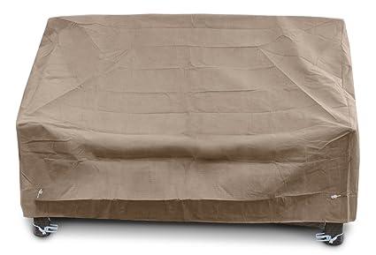 Bon KoverRoos III 36350 Deep 2 Seat Sofa Cover, 58 Inch Width By 35