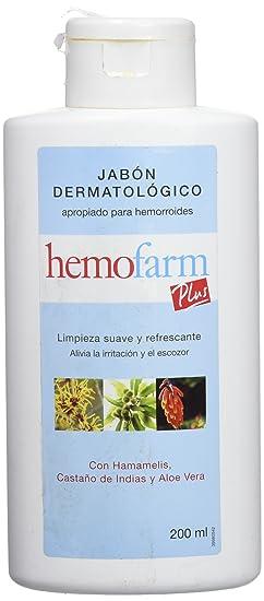 HEMOFARM - HEMOFARM PLUS JABON LIQ 200 ML