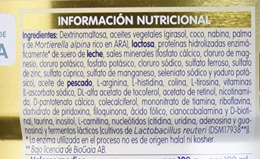 NAN Digest - Alimento en polvo para el tratamiento de trastornos digestivos leves - Fórmula para bebé - Desde el primer día - 800g: Amazon.es: Alimentación ...