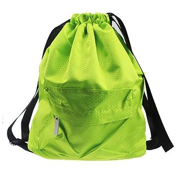 Bolsa impermeable con cordón Arxus, mochila liviana para ...