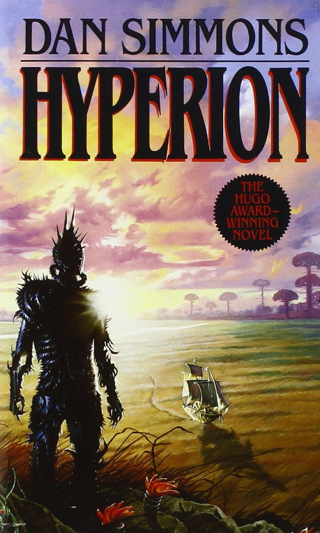 Hyperion Cantos Dan Simmons product image