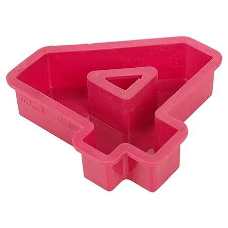 Tarta de cumpleaños números 0 - 9 molde de silicona antiadherente ...