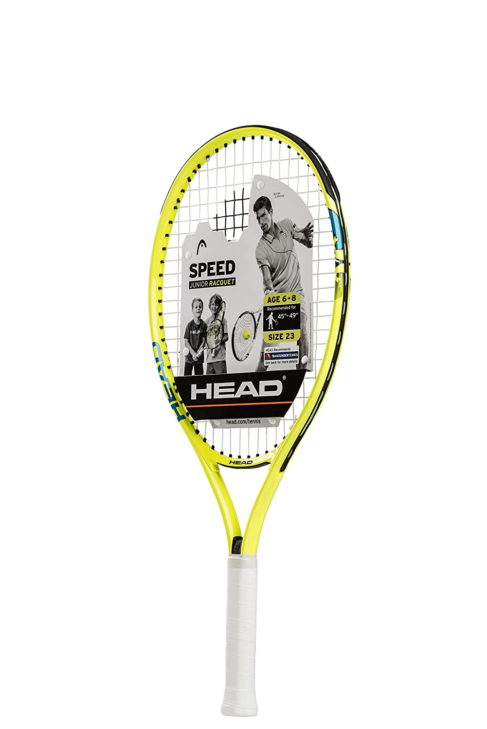 Amazon.com : HEAD Speed 19 Junior Tennis Racquet, Strung ...