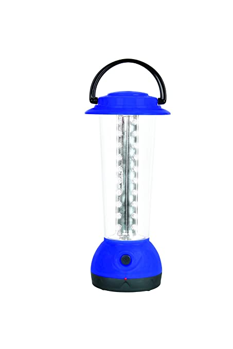 Philips Ujjwal Plus Rechargeable LED Lantern (Dark Blue)