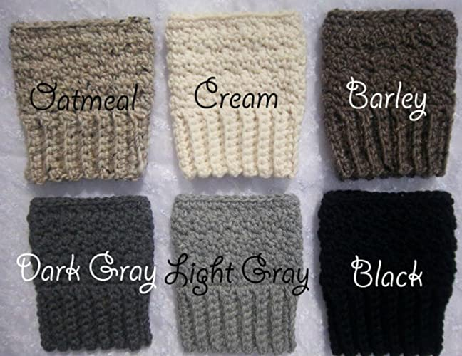 Amazon Wide Calf Boot Cuffs Toppers Leg Warmers For Women