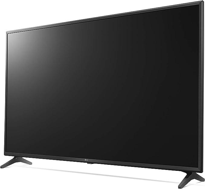 LG 55UK6200PLA - TV (Ultra 4K HD, 55 Pulgadas, Inteligencia Artificial, Procesador Quad Core, 3xHDR, Sonido Ultra Surround), Negro: Lg: Amazon.es: Electrónica