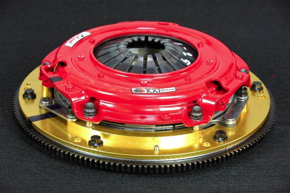 McLeod RXT doble disco Kit de embrague y volante de acero por Hinson Motorsports: Amazon.es: Coche y moto