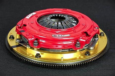 McLeod RXT doble disco Kit de embrague y volante de acero por Hinson Motorsports