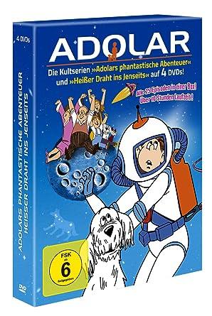 Adolar-Box Heißer Draht ins Jenseits - Adolars phantastische ...