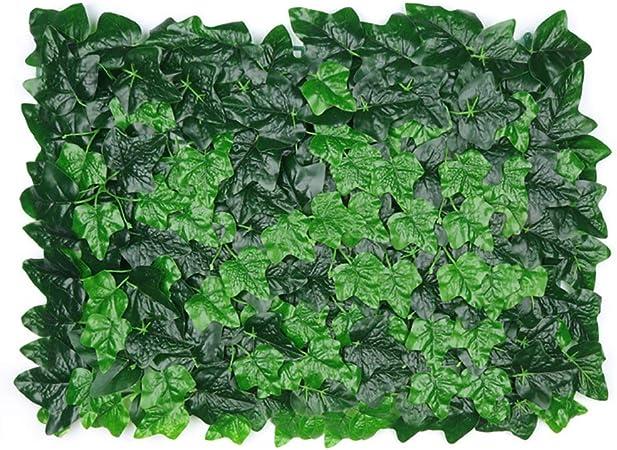 FengHuiHome Planta Artificial Grande biombos Decorativos Jardin Vertical Pared: Amazon.es: Hogar