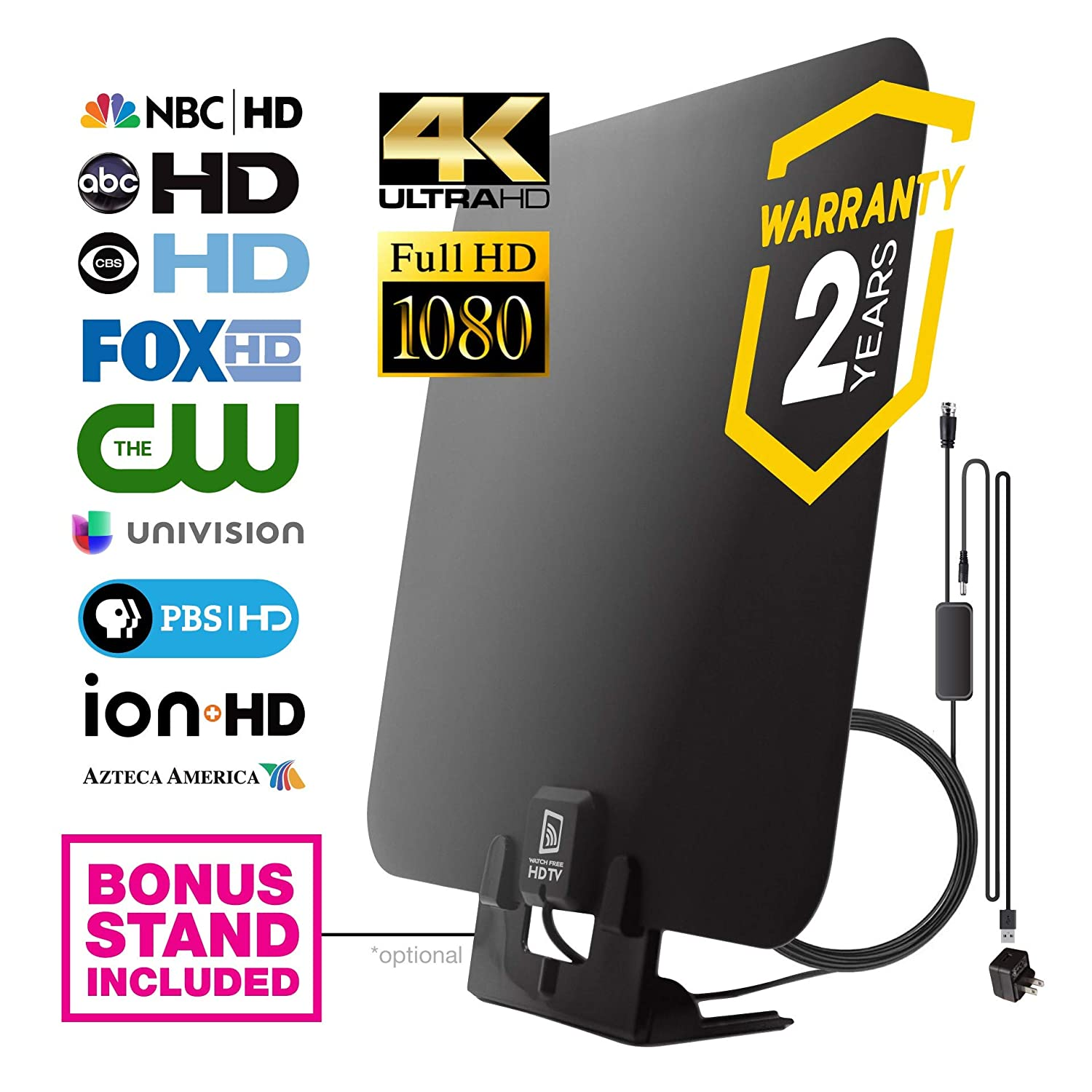 What antenna to buy to the country 19